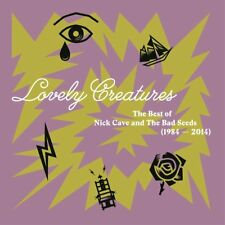 "Nick Cave & The Bad Seeds - Lovely Creatures, Best Of (NEW 3 x 12"" VINYL LP)"
