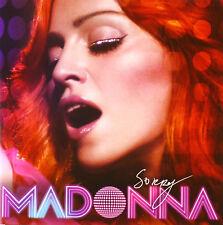 CD - Madonna - Sorry - #A1261