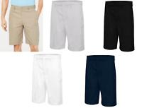 Greg Norman Men's Core 10'' Inseam Classic-Fit Golf Shorts, Assorted Colors