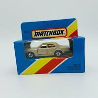 MATCHBOX 1981 MB66 Rolls Royce Silver Spirit HTF Near Mint Box