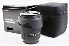 Sigma 17-50mm 1:2.8 EX DC OS für Canon