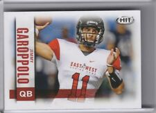 2014 SAGE HIT #10 JIMMY GAROPPOLO ROOKIE RC NEW ENGLAND PATRIOTS 3258