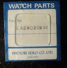 Genuine Seiko crystal SA2W02GN00 fits H237, H357 (see list).       K468