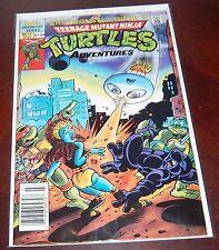 Teenage Mutant Ninja Turtles Adventures Archie Adventure Series  NO.12 July