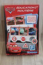 Cars - Jeu d'éducation routière - panneaux signalisation et règles de la route