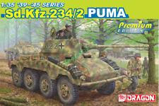 Dragon 6943 1/35 Sd.Kfz.234/2.PUMA Tank model 39-45 SERIES