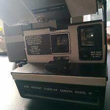 Polaroid Dine IV Instant Close-up Camera