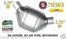 "70363 Eastern Universal Catalytic Converter Standard 2.25"" 2 1/4"" Pipe 8"" Body"