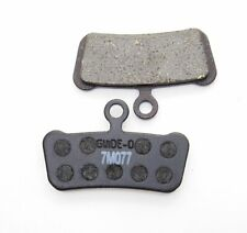 SRAM Guide/Trail Disc Brake Pads Organic Compound Steel Backed w/o Spring & Pin