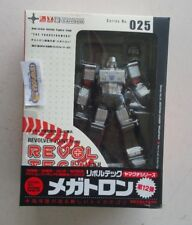 TransFormers Revoltech Series 025, G1 MEGATRON action figure by KAIYODO, New