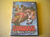 Sangraal La spada di fuoco mccoy fraschetti freeman DVD avventura Nuovo