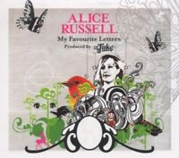 Alice Russell - My Favourite Letters Nuevo CD