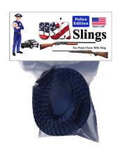 Rifle Sling Dark Police Blue - 2 Point Gun Sling