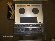 Replacement Front Panel for Sony TC-651 Reel to Reel