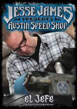 Jesse James Presents: Austin Speed Shop (New DVD)