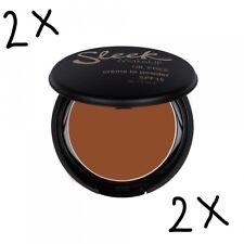 Sleek Makeup 50018581 Make up Crme to Powder Foundation Demerara 9g