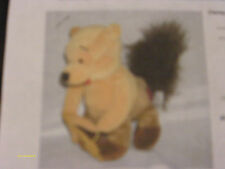 Sagittarius Bean Bag Pooh new with tags Collectors Item