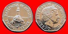 20 PENCE 2012 SIN CIRCULAR JERSEY-0948SC