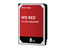 Western Digital Red Nas 8TB,Intern,5400RPM (WD80EFZX) NAS (Network Attached...
