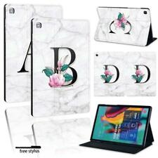 """For Samsung Galaxy Tab A A6 7"""" 10""""/Tab E S5E- 26 letters tablet Stand Cover Case"""