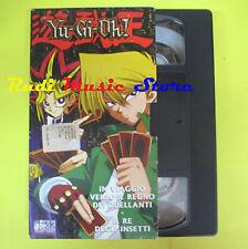 film VHS cartonata YU GI OH! 2 In viaggio verso il regno duellanti (F27) no dvd