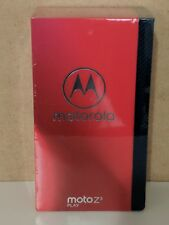 Motorola - Moto Z3 Play with 64GB Memory Cell Phone (Unlocked)