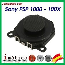 Joystick Analog For Psp 1000 1004 Colour Black Spare Porrita Stick Fat