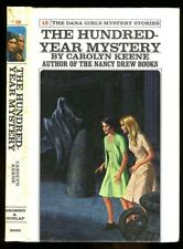 Dana Girls #15: The Hundred-Year Mystery PC-White 1st