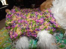 XXXS  WARM VIOLET DREAMS UNIQUE Dress dog apparel