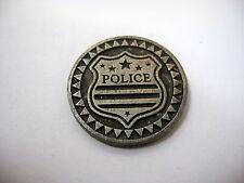 Vintage Coin Medal: POLICE God Bless Our Police Officers