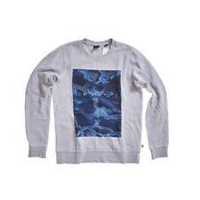 Markenlose Herren-Kapuzenpullover & -Sweats aus Baumwollmischung S
