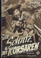 """IFB Illustrierte Film Bühne Nr. 2834 """" Der Schatz der Korsaren """""""