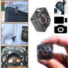 SQ8 Full HD 1080 P Mini coche DV DVR cámara espía videocámara IR visión nocturna