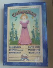 Cayro Collection Ref. 525 Paper Dolls Reproduction