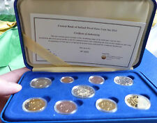2012 Ireland 10th Anniversary of Euro Proof Coin Set - Irish Eire Europa Rare