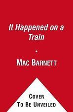 It Happened on a Train (Brixton Brothers) - New - Barnett, Mac - Paperback