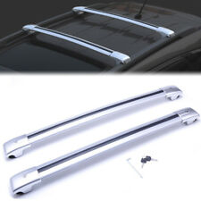 Top Roof Rack Luggage Cross Bar With Key For JEEP Cherokee 2014-2017 2015 2016