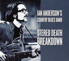 Ian Anderson's Country Blues Band - Stereo Death Breakdown [CD]