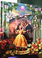 Disney Beauty and the Beast Magical Story Hardback Book