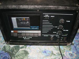 Lecteur de cassettes audio BARTHE EDUMINI Amplifié