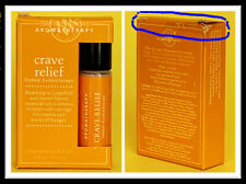 AS IS Bath Body Works Aromatherapy CRAVE RELIEF Roll On Grapefruit Oil 3 oz NEW