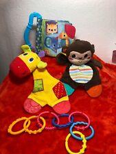 Baby Toys Ratt 00004000 les Bright Starts Fisher Price Sensory Stimulation T622