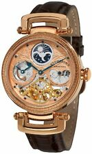 Stuhrling 353A 334K14 Men's Special Reserve Emperor Magistrate Automatic Watch