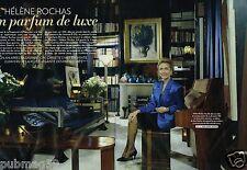 Coupure de Presse Clipping 2012 (6 pages) Hélène Rochas