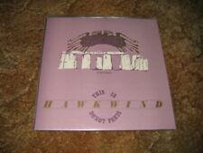 Hawkwind Stonehenge Do Not Panic Double LP Records Near Mint Import