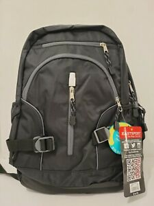 Easy sport Bookbag. 4 Book Capsity Smart Phone Pocket Durable Plastic Grip...