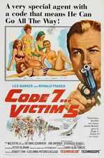 Code 7 Victim 5 Poster 01 A4 10x8 Photo Print