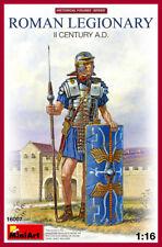 MiniArt Roman Legionary. II century A.D. (1/16) New