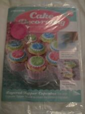 Deagostini Cake Decorating Magazine ISSUE 49 WITH CUPCAKE TOPPER MOULD