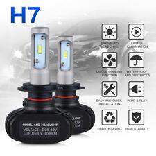 H7 LED Headlight High Low Beam Bulb For Porsche 911 Boxster Cayenne Cayman Macan